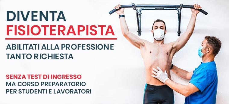laureati in Fisioterapista Abilitati alla professione del Fisioterapista