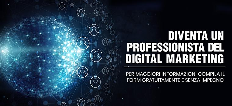 diventa digital marketing specialist