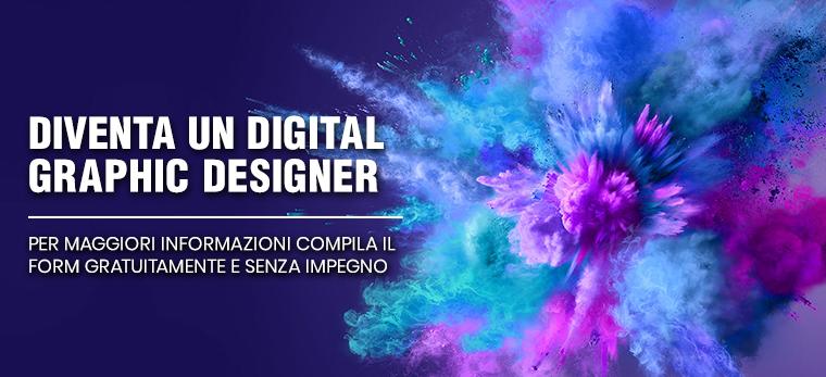 diventa digital graphic designer