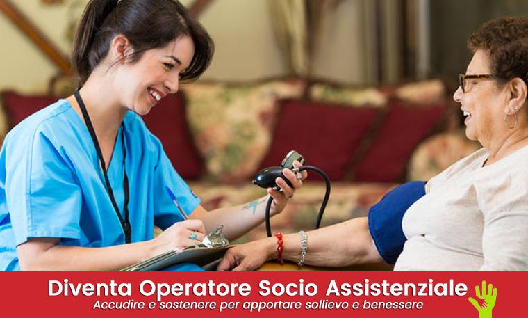 Diventa Osa e lavora con i bambini, anziani, disabili, assistenza infanzia, anziani, disabili
